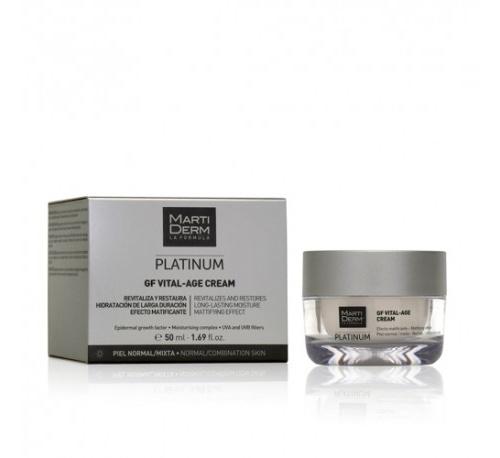 Martiderm vital age crema p normal y mixta (50 ml)