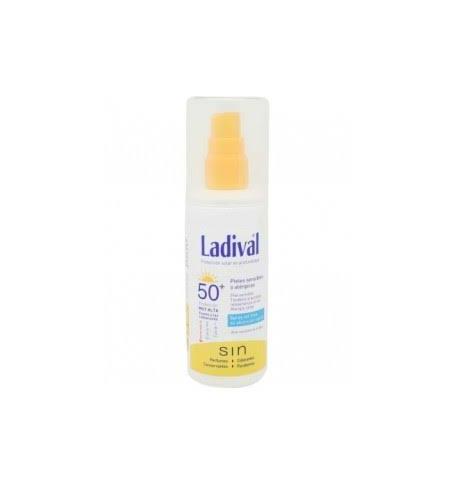 Ladival piel sensible spray fps 50+ (150 ml)