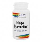 Solaray mega quercitin 600mg 60 caps