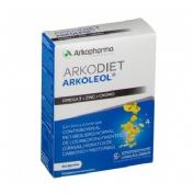 Arkodiet arkoleol med (45 capsulas)