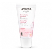Weleda crema facial calmante de almendra (30 ml)