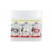 Chupete silicona anatomico - nukete (disney mickey t-1)