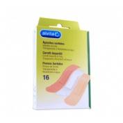 Alvita - aposito adhesivo (variados 16 u)