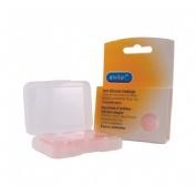 Tapones oidos silicona - alvita agua (blandos 6 u)