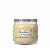 Nutriben potito inicio a las multifrutas - manzana naranja platano pera y mandarina (120 g)