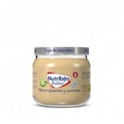 Nutriben potito inicio a la carne - pollo con guisantes y zanahorias (120 g)