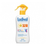 Ladival niños y pieles atopicas spray fps50+ (200 ml)