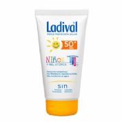 Ladival niños y piel atopica fps 50+ (150 ml)