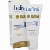 Ladival facial accion antimanchas con delentigo fps 50+ (con color 50 ml)