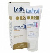 Ladival facial accion antimanchas con delentigo fps 50+ (50 ml)