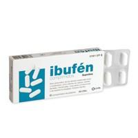 IBUFEN  400mg COMPRIMIDOS RECUBIERTOS CON PELICULA, 20 comprimidos