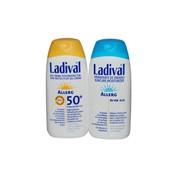 Ladival allerg fps 50+ gel-crema (Pack duplo 200 ml+ 200 ml) | FarmCosm