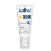 Ladival allerg fps 50+ piel sensible o alergica (Gel-crema 75 ml) | FarmCosm