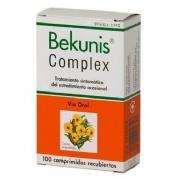BEKUNIS COMPLEX COMPRIMIDOS RECUBIERTOS, 100 comprimidos