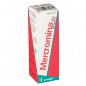 MERCROMINA FILM, 1 frasco de 30 ml