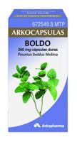 ARKOCAPSULAS BOLDO 260 mg CAPSULAS DURAS, 48 cápsulas