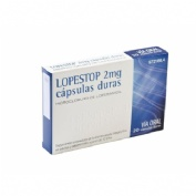 LOPESTOP 2 MG CAPSULAS DURAS , 20 cápsulas