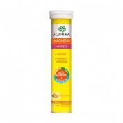 Aquilea magnesio+ potasio (14 comprimidos efervescentes)