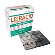 LEIRACID 75 mg COMPRIMIDOS RECUBIERTOS, 12 comprimidos